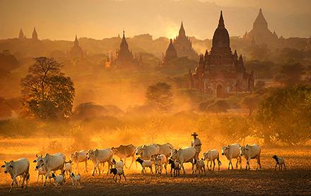 Viajar Solo a Myanmar