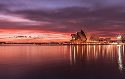 Viajar Solo a Australia