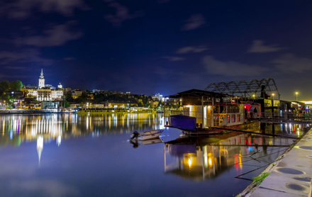 Viajar Solo a Serbia y Bosnia