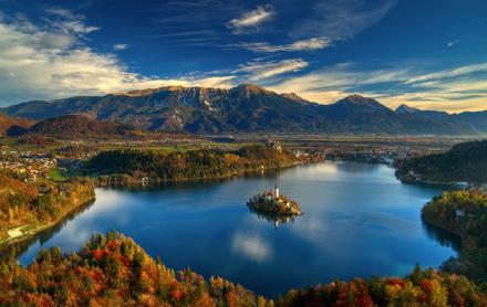 Viajar Solo a Croacia y Eslovenia