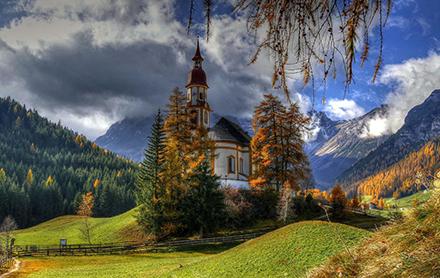 Viajar Solo a Austria Tirol