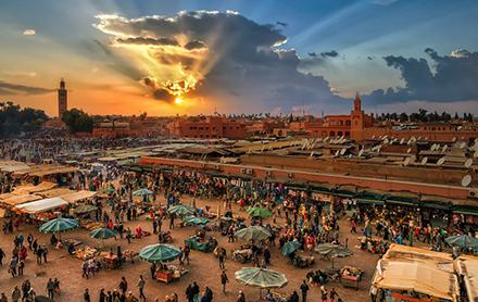 Viajar Solo a Marruecos