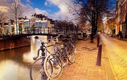 Viajar Solo a Holanda