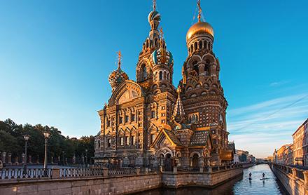 Viajar Solo a Rusia