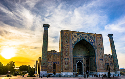 Viajar Solo a Uzbekistán